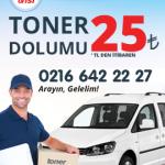 Ataşehir Toner Dolumu